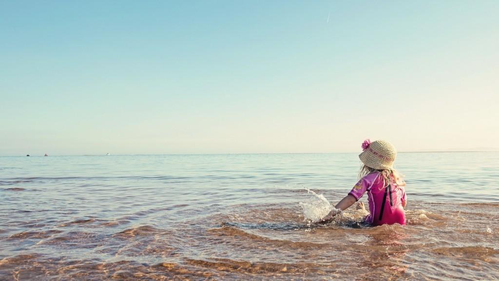 nu vreau în apă! nu vreau în mare