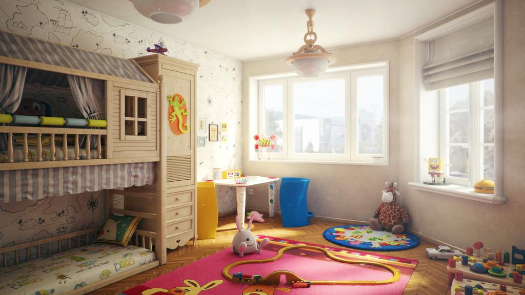 ce trebuie să știi despre camera copilului