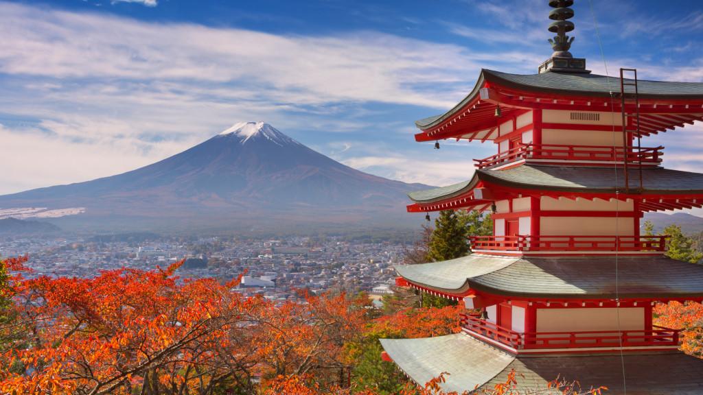 idei de plimare – spre Japonia