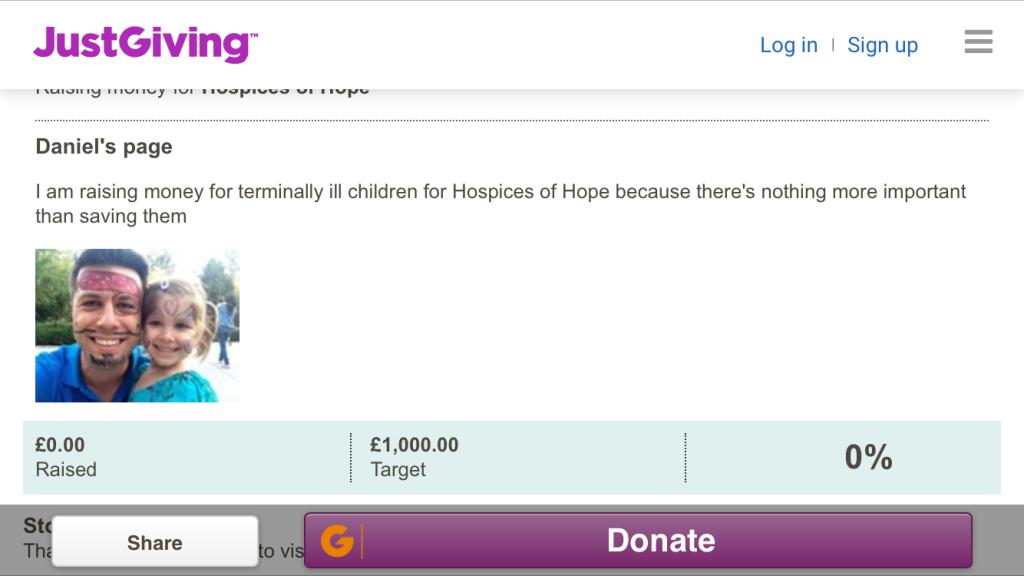 alerg pentru copii alături de Hospice