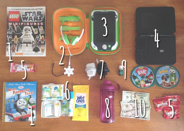 zece lucruri care nu trebuie să îți lipsească din bagaj