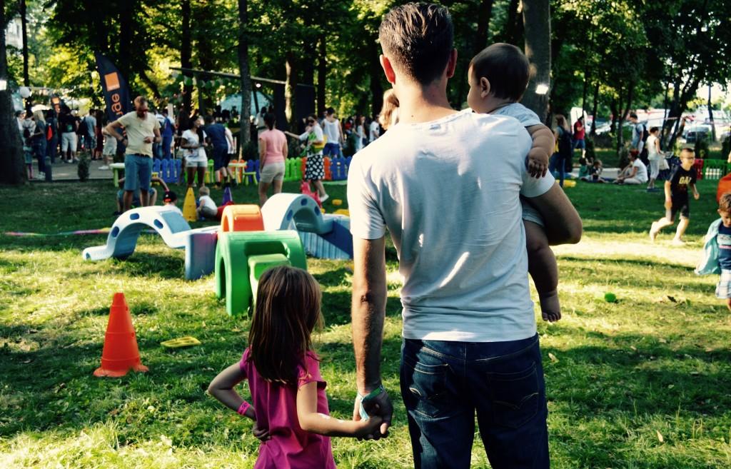 Summer Well …pentru părinți și copiii lor