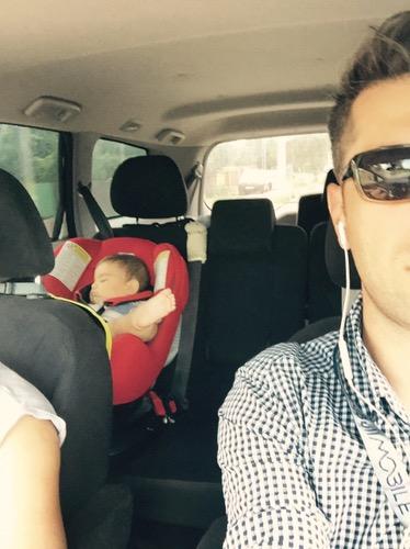cum adormim copilul :) sau procedura de noapte