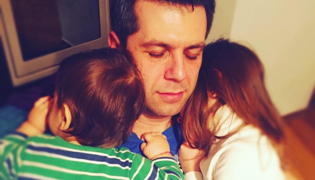 momente haioase din viața de tată