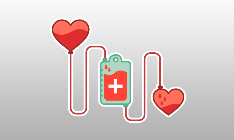 Donează și tu sânge! Salvează o viață!