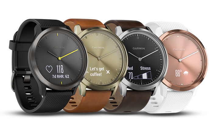 vivomoveHR, noul meu ceas pentru costum