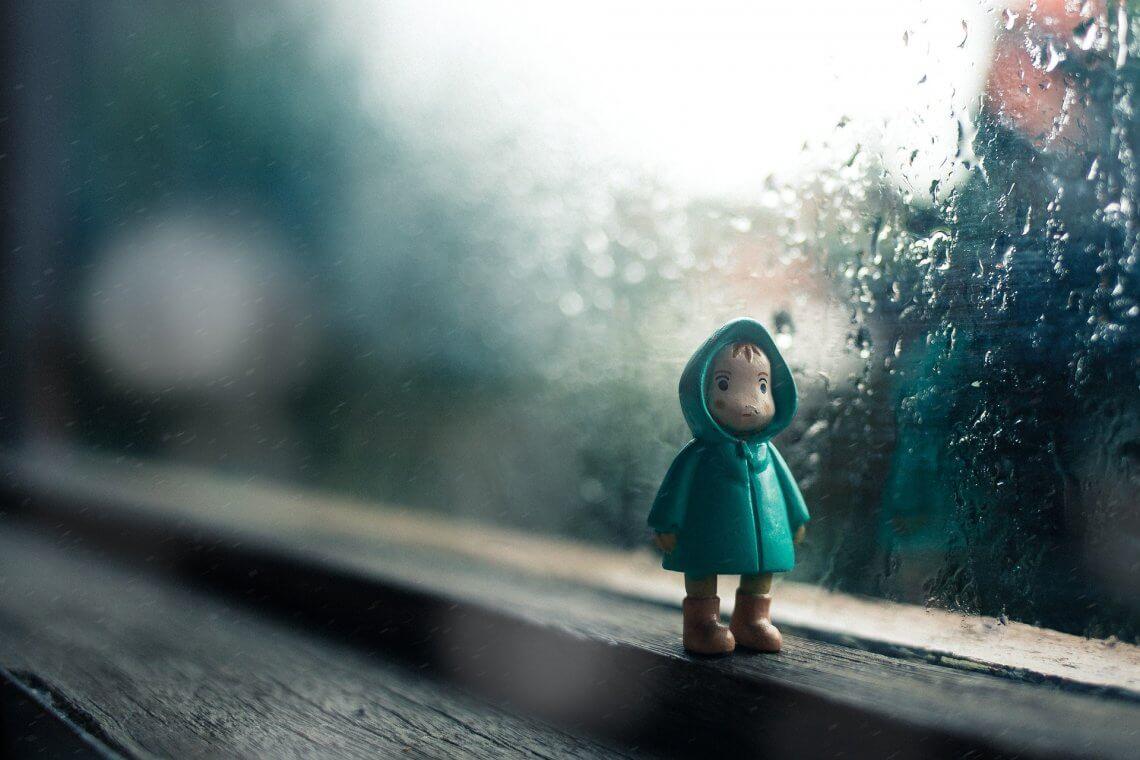 îmi place ploaia, dar acum o urăsc profund