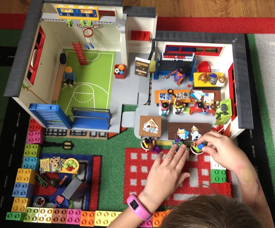aveți jucării de la playmobil? noi avem!
